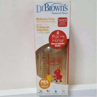 Dr Brown PES Bottle 240ml Wide Neck