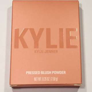 Kylie Jenner Pressed Blush Powder - X Rated
