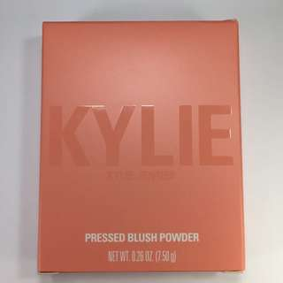 Kylie Jenner Pressed Blush Powder - Barely Legal