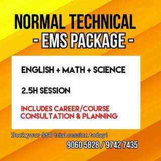 N(T) Normal Technical EMS PACKAGE