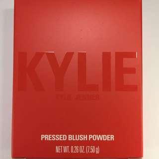 Kylie Jenner Pressed Blush Powder - Hopeless Romantic