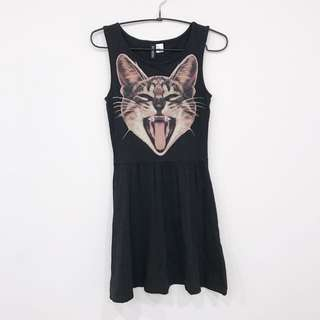 H&M Casual Cat Dress