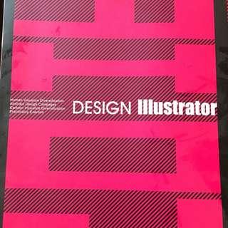 🚚 Design Illustrator AI 07 設計插畫書籍