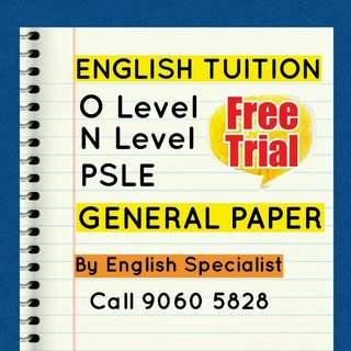 English Specialist