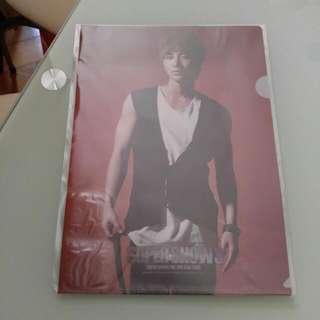 Super Junior Lee Teuk Folder