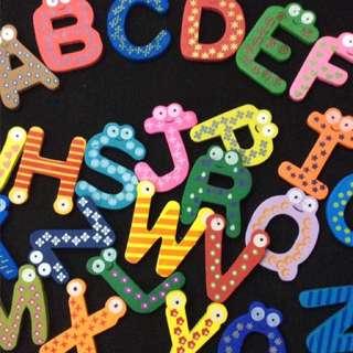 Ref Magnet Letters