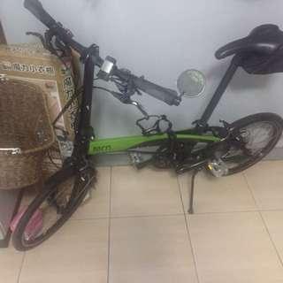 TernD16. 折疊 單車 腳踏車