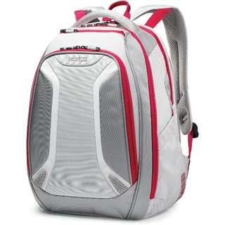 """(免運)SamsoniteViz Air Backpack with 15.6"""" Laptop Pocket (Ultra Pink)"""