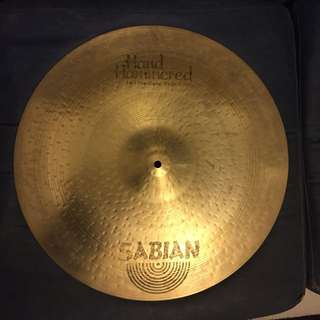 "20"" Sabian Hand Hammered Medium Ride"