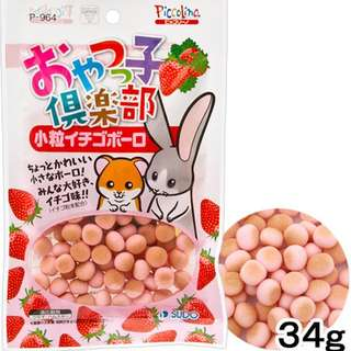 SUDO 士多啤梨小饅頭 34g $28/包
