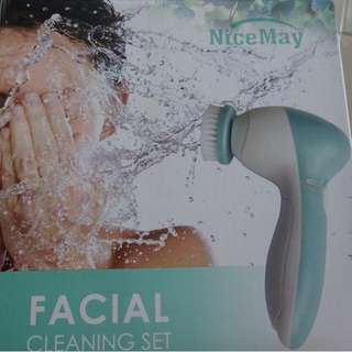 Facial Cleaning Set. New.