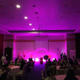 Lights And sound system For rent