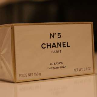 Chanel Perfume Scented Bath Soap