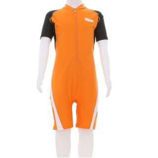 Disney Cuties Finding Nemo Short Sleeve Shorty Scuba Suit (31349-10001-M)