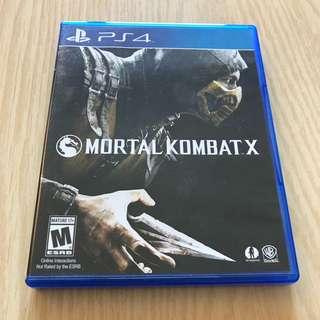 Mortal Kombat X 真人快打系列X