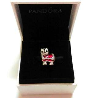 正】Pandora新年舞獅
