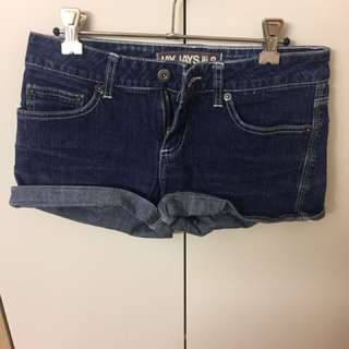 Jay Jays Denim Shorts Size 8