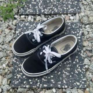 Vans Era Made in USA + Sabotage Leather Lace