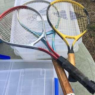Tennis 🎾 Rackets