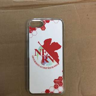 iPhone 7 Cover Evangelion Nerv Logo