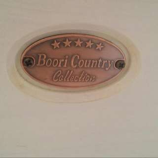 BOORI COUNTRY COLLECTION CHANGETABLE