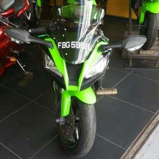 Zx10r 2012