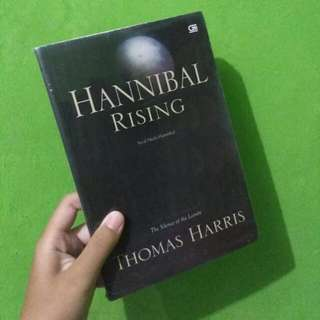 [NOVEL] Hannibal Rising By Thomas Harris
