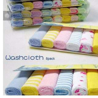 < PROMO > Infant Baby Face Towels