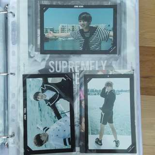 [OFFICIAL] BTS Now 2 In America/Europe Bookmark/Photoset/Postcards