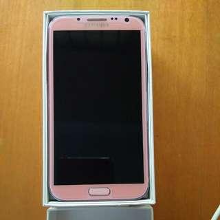 Samsung note2 16G