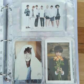 [OFFICIAL] BTS Photosets, HYYH Pt. 1 Photocards, Postcards