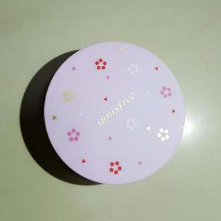 Innisfree Limited Edtion Cushion Case