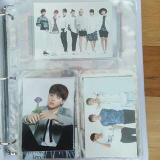 [OFFICIAL] BTS Photosets, Postcards