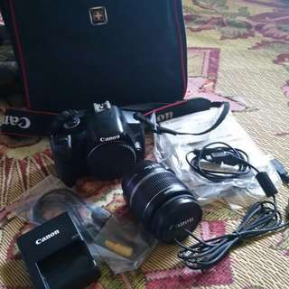 Reprice To 7,500 Pesos CANON 450D / KISS2X JAPAN