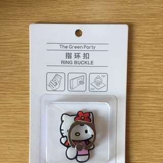 Hello Kitty Ring Hook/Buckle