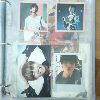 [OFFICIAL] BTS Photosets, Photocards