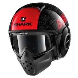 Shark Drak Helmets - Tribute