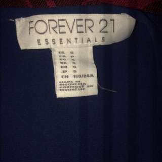 Long Sleeve (Forever21 - Small
