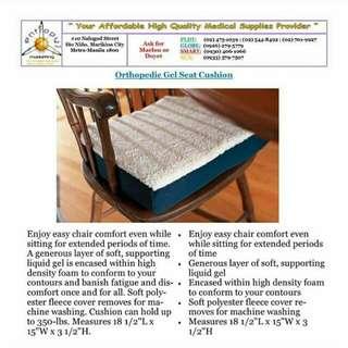 Orthopedic Gel Seat Cushion