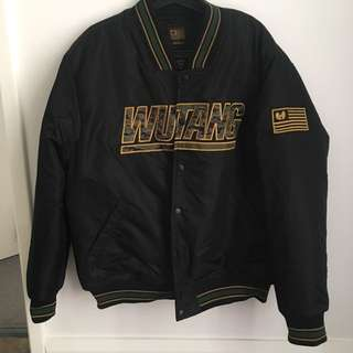 Men's Wu-Tang Bomber Jacket Size XL
