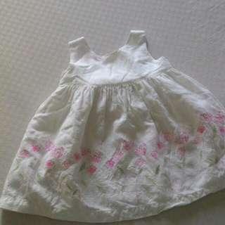 Old Navy Linen Dress 12months