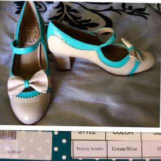Kitten D'Amour Pretty Birdie Shoes. 10