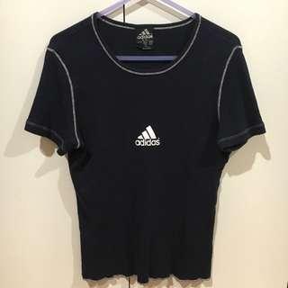 Vintage Navy Adidas Top
