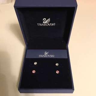 Swarovski 水晶耳環 [正貨]