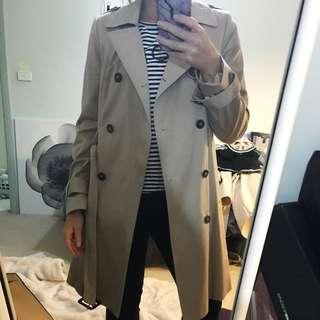 🔻Beige Autumn Coat