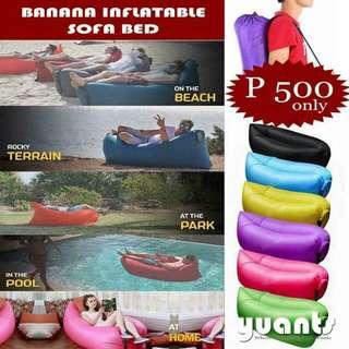 Banana Inflatable Sofa Bed