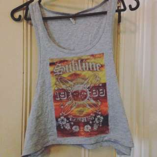 Sublime 'What I Got' Singlet