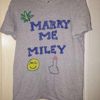 Miley Cyrus Tee