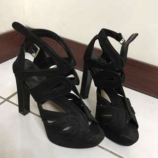 🚚 Zara高跟涼鞋