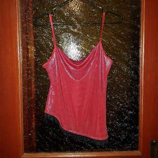 Nice Going Out Singlet (L)